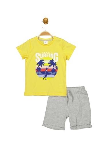 Panolino  Erkek Çocuk Takım 17566 Sarı